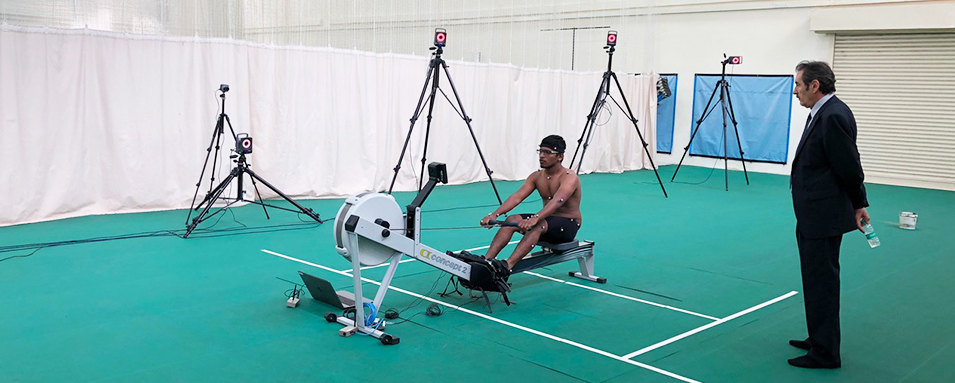 Centre for Sports Science infrastructure & facilities