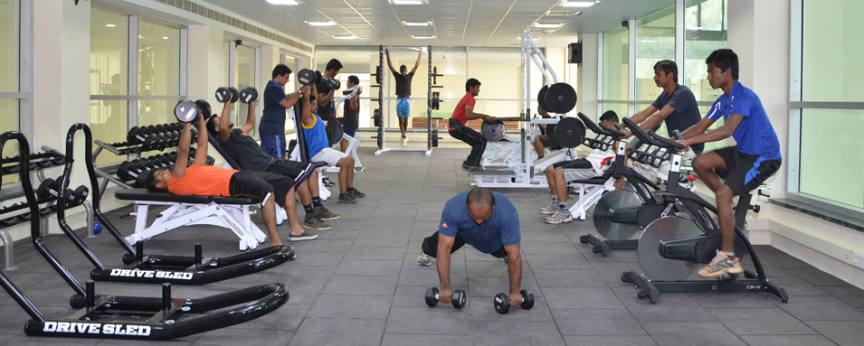 Sports Fitness Training Performance Facilities