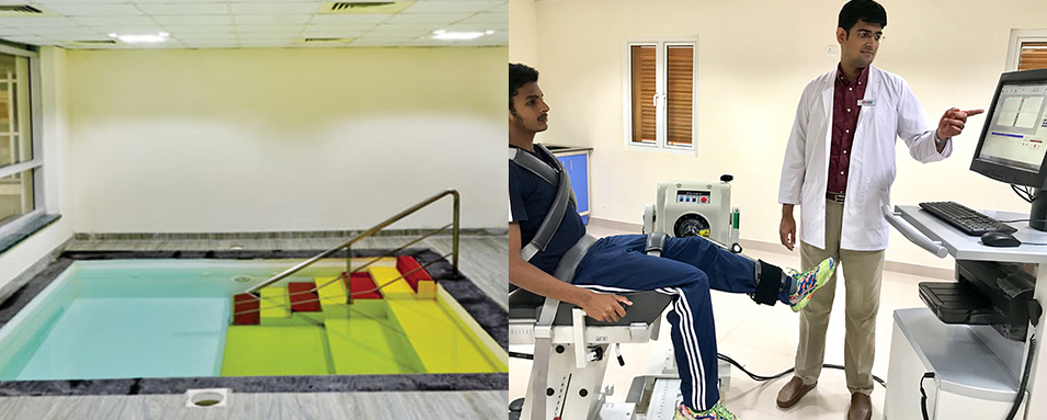 sports rehabilitation and performance center