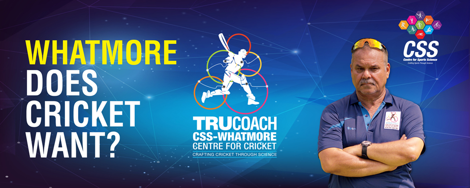 Dav Whatmore Cricket Coach