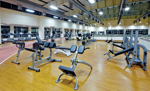 sports rehabilitation centre