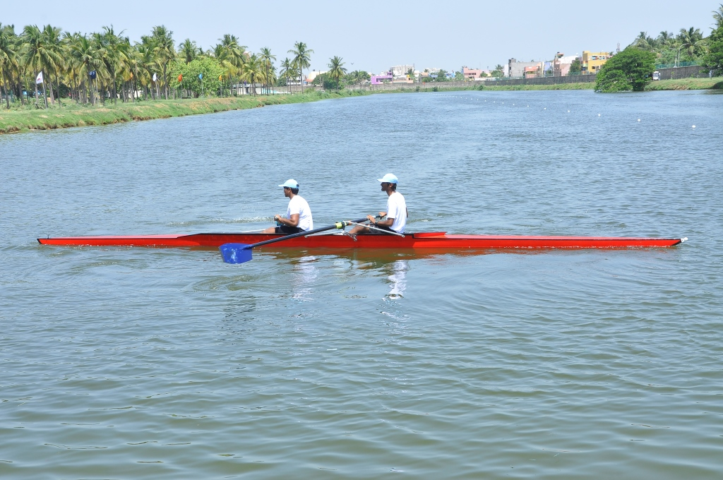 best institute for boat rowing