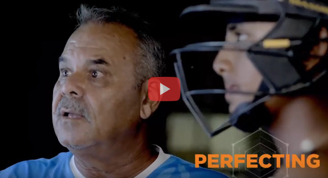 Watch the story of the famous cricket coach Dav Whatmore training MacNeil at CSS