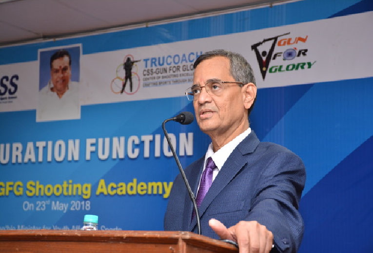 Key Note Address by Prof PV Vijayaraghavan, Vice Chancellor, SRMC & RI (DU)