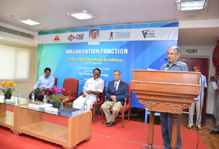 Special speech delievered by Prof.SP Thyagarajan