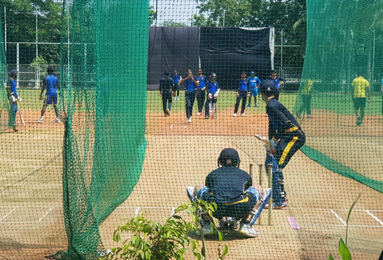 Bengal Ranji Team at CSS