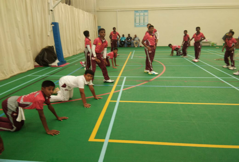 CCC School of Cricket, Sri Lanka at CSS