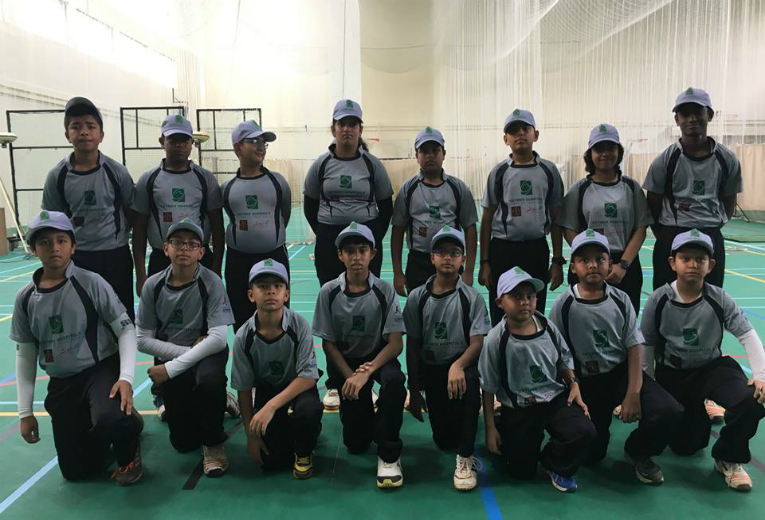 Bosher Cricket Academy at CSS