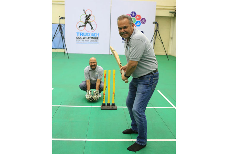Trucoach- CSS Whatmore Centre for Cricket