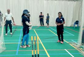 Tripura Women team at CSS