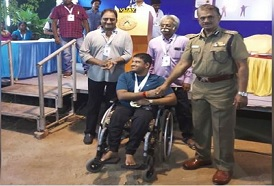 CSS congratulates Young Shooter Aditiya Giri