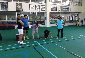 International Cricketers Flock to CSS