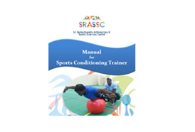 CSS launches novel courses for Sports Trainers & Masseurs