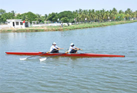 Rowing Summer Camp