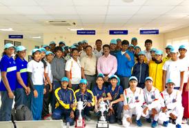 National Sub Junior Rowing Camp at Sri Ramachandra Water Sports Centre