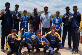 SWSC Rowers win medals at the 22nd Sub Junior Nationals 4th Interstate Challenger Championship