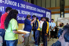 CSS trainees win gold at national rowing championship